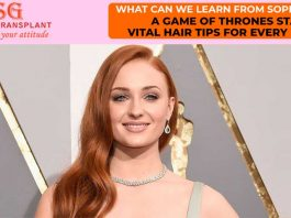 What Can We Learn from Sophie Turner- A Game of Thrones Star? Vital Hair Tips for every woman