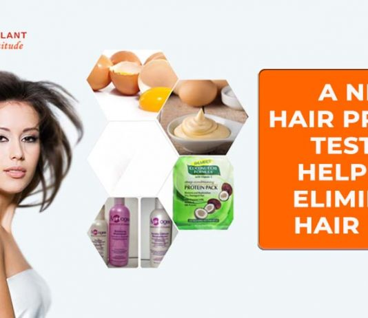 A New Hair Protein Test To Help You Eliminate Hair Loss