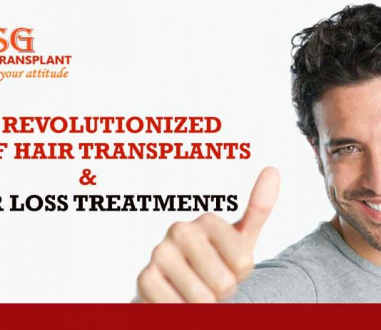 The Revolutionized Era of Hair Transplants & Hair Loss Treatments