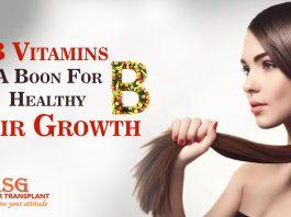 B Vitamins A Boon For Healthy Hair Growth
