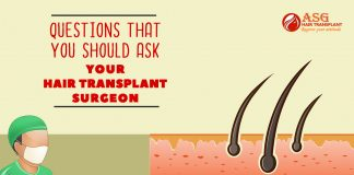 Questions That you Should ask your hair transplant surgeon