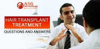 Hair transplant treatment questions and answers - asghairtransplant.com