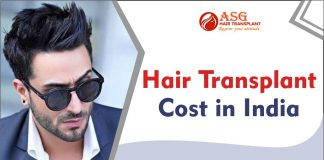 hair transplant cost in india