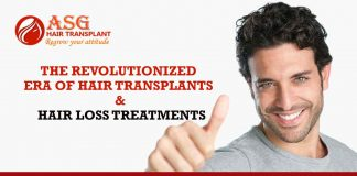 The Revolutionized Era of Hair Transplants & Hair Loss Treatments