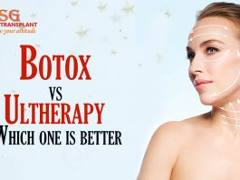 Botox vs Ultherapy Which one is better