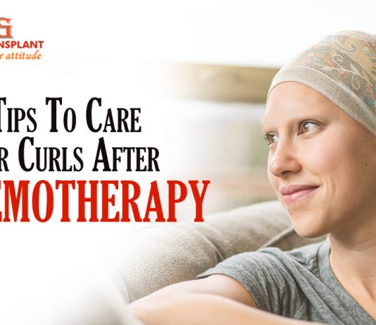 Tips To Care for Curls After Chemotherapy