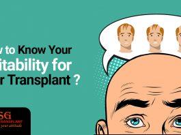 How to know your suitability for hair transplant