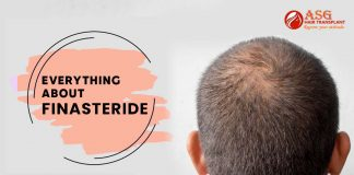 Everything about finasteride - ASG Hair Transplant Centre Punjab