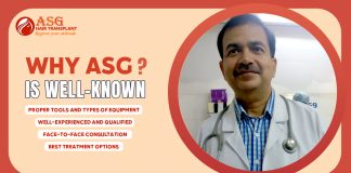 Why ASG Hair Transplant Centre is well-known