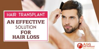 An effective solution for hair loss Punjab