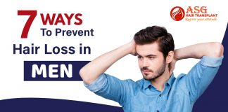 7 Ways to Prevent Hair Loss in Men