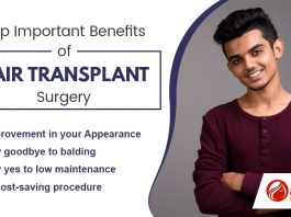 Top Important Benefits Of Hair Transplant Surgery Punjab
