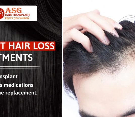 latest hair loss treatments Punjab