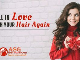 Fall In Love With Your Hair Again
