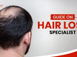 Guide on hair loss specialist