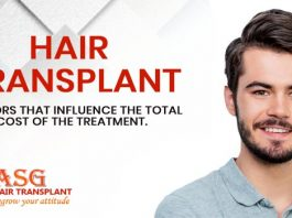Hair transplant Factors that influence the total cost of the treatment