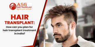 Hair transplant How can you plan for hair transplant treatment in India