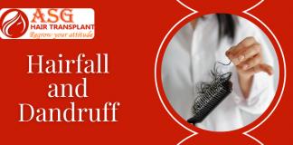 Hairfall and Dandruff