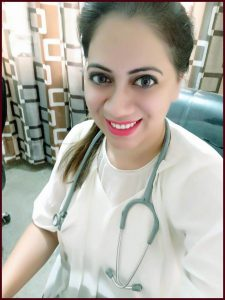 Dr. Tribhawan (Facial aesthetics and cosmetology specialist)