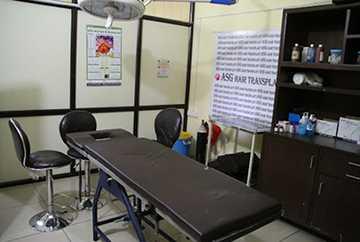 ASG Hair Transplant Centre Punjab Interior Image