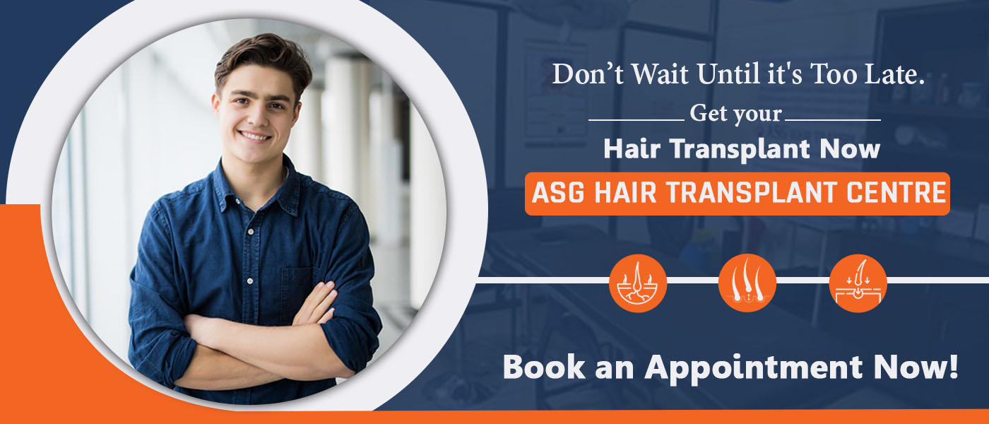 Get your Hair Transplant Now ASG Hair Transplant Centre Punjab